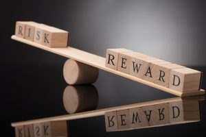 Balancing risk and reward
