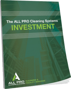 The All Pro Cleaning Systems Investment