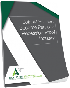 Join All Pro and Become Part of a Recession-Proof Industry